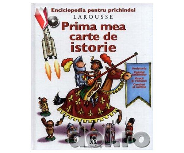 PRIMA MEA CARTE DE ISTORIE - LAROUSSE
