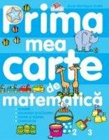 PRIMA MEA CARTE DE MATEMATICA 3+