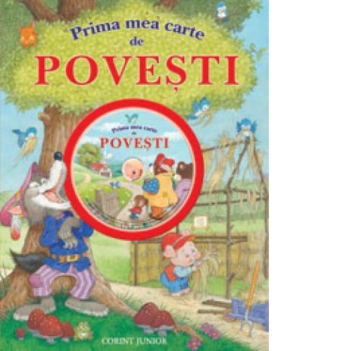 PRIMA MEA CARTE DE POVESTI. CONTINE CD