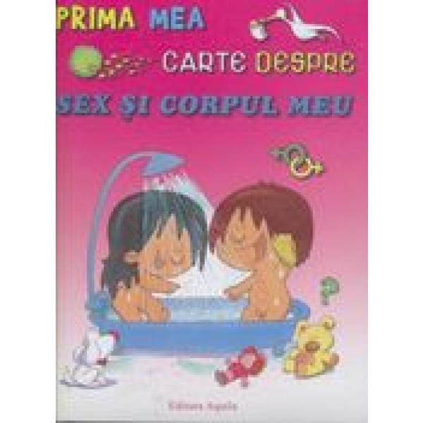 PRIMA MEA CARTE DESPRE SEX