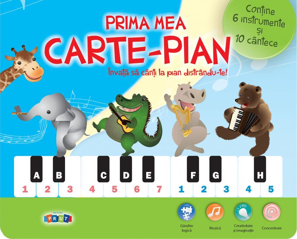 PRIMA MEA CARTE-PIAN