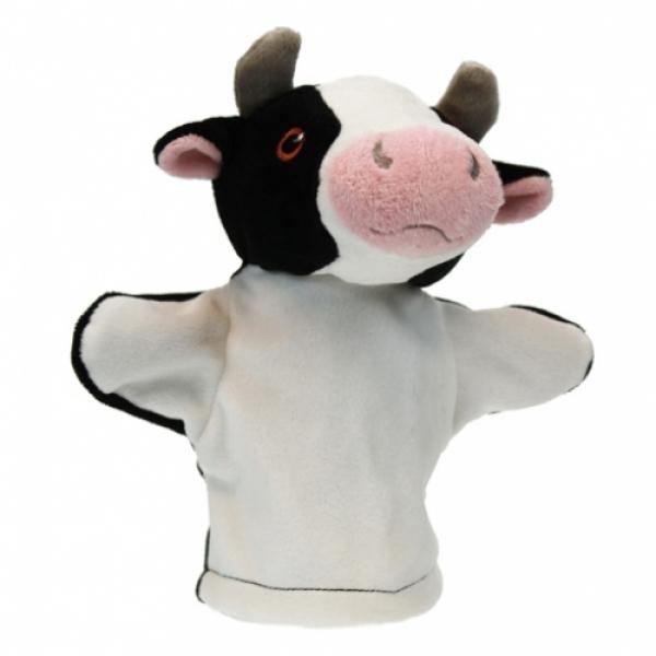 Prima mea papusa de mana Vaca