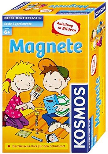 Primele experimente - Magneti