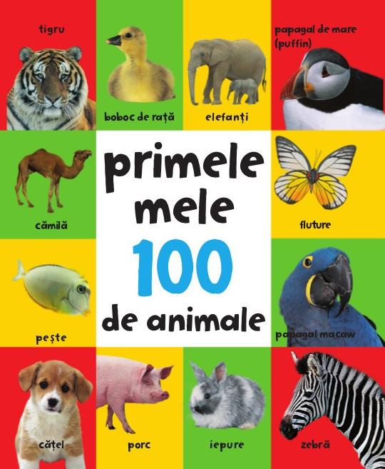 PRIMELE MELE 100 DE ANIMALE
