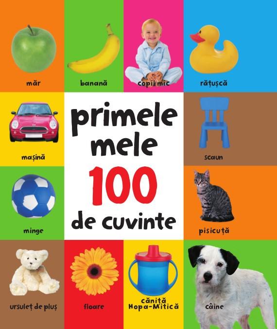 PRIMELE MELE 100 DE CUVINTE