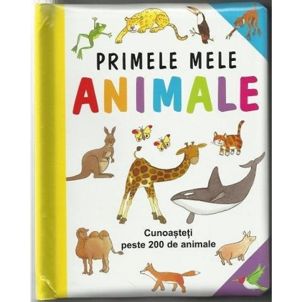 PRIMELE MELE ANIMALE