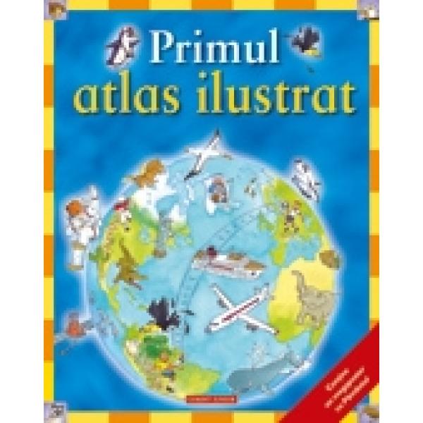 PRIMUL ATLAS ILUSTRAT .