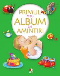 PRIMUL MEU ALBUM DE AMINTIRI