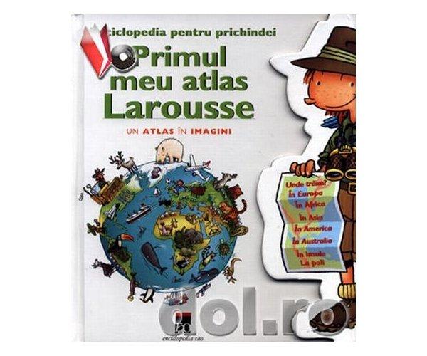 PRIMUL MEU ATLAS-LAROUSSE