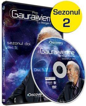 PRIN GAURA DE VIERME DVD 5 SEZON 2