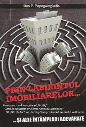 Prin labirintul imobiliarelor si alte intamplari adevarate - Ilias Papageorgiadis