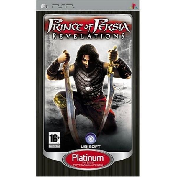 PRINCE OF PERSIA PLATIN PSP