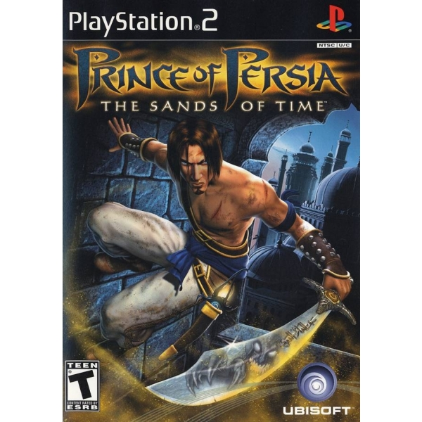 PRINCE OF PERSIA SANDS PS2