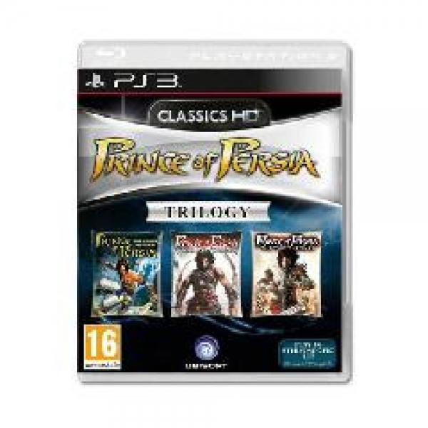 PRINCE OF PERSIA TRILOG PS3