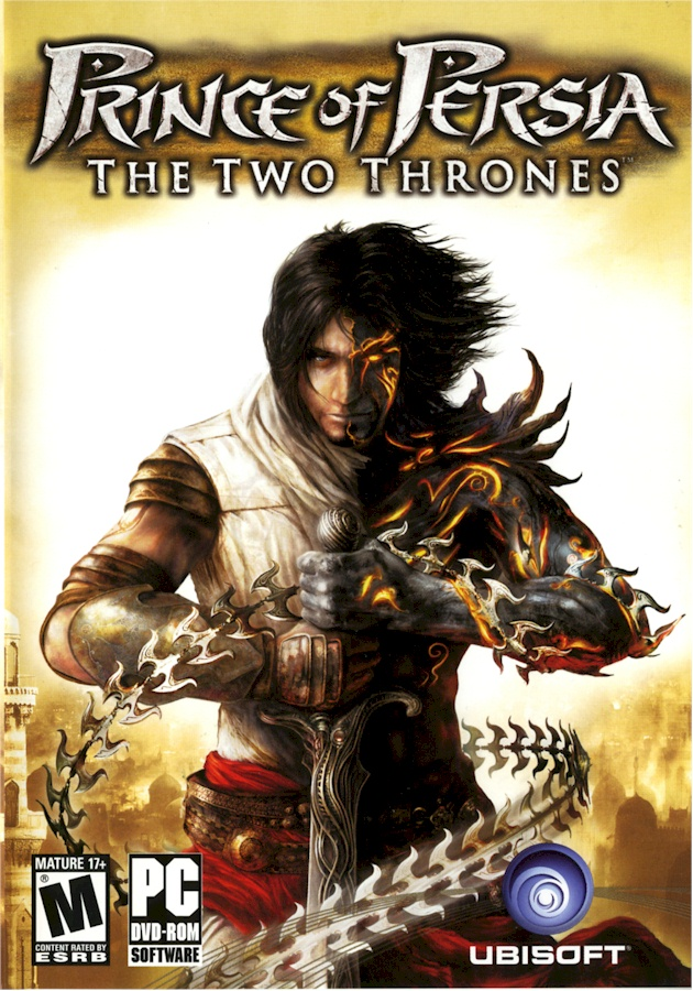 PRINCE OF PERSIA TWO THRONES PC