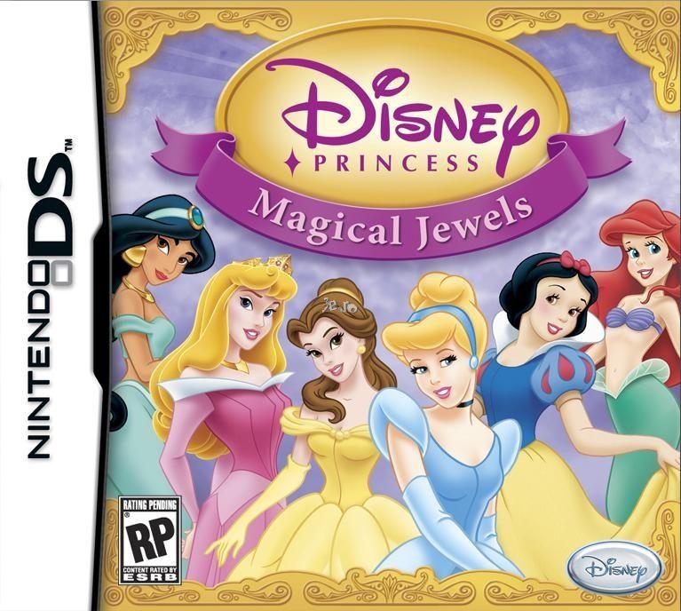 PRINCESS MAGICAL DS
