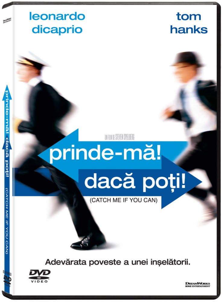 PRINDE-MA! DACA POTI - CATCH ME IF YOU CAN
