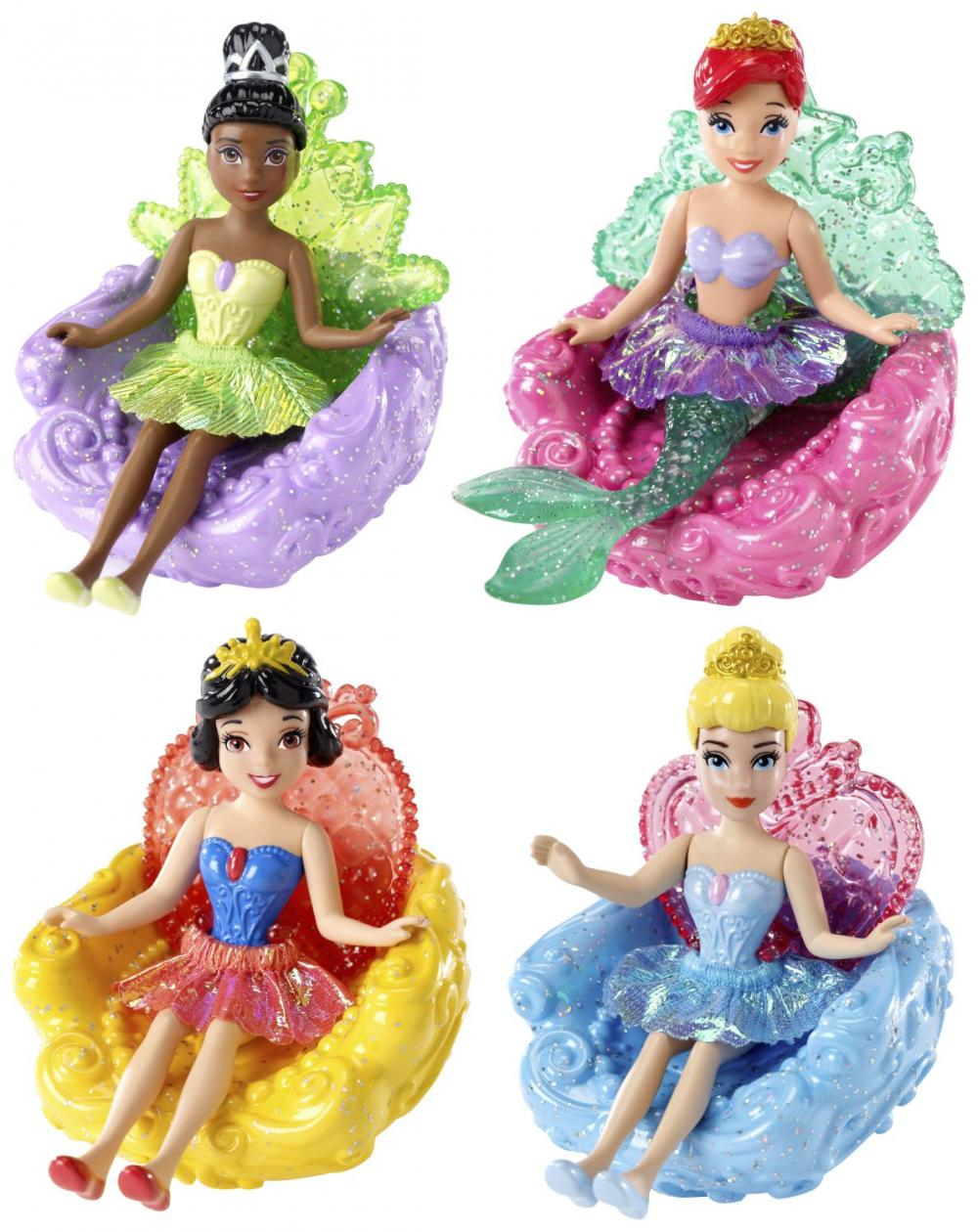 zzPrintesa Disney de baie, div. modele