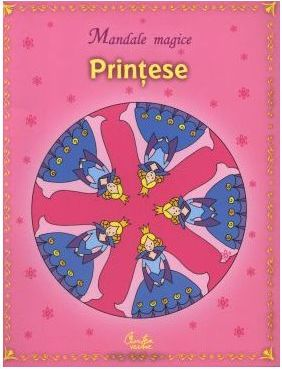 PRINTESE MANDALE MAGICE