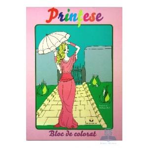 PRINTESE. BLOC DE COLORAT