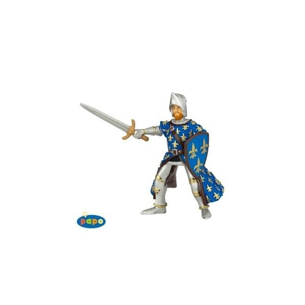 Printul Philip, albastru