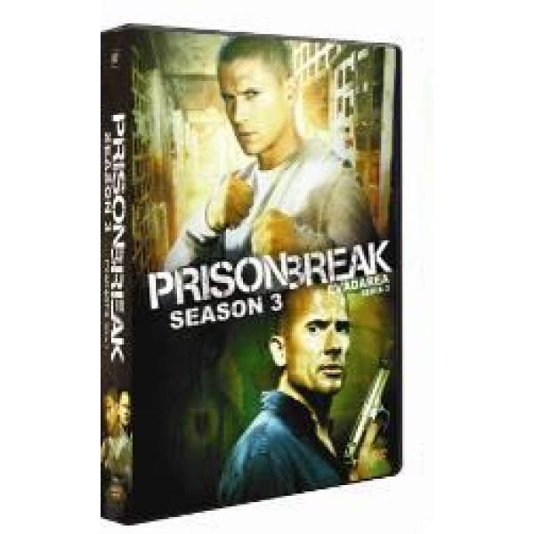 PRISON BREAK - SEZONUL PRISON BREAK - SEASON 3