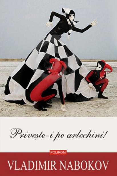 PRIVESTE-I PE ARLECHINI!