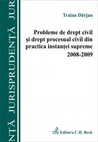 PROBLEME DE DREPT CIVIL IVIL SI DREPT PROCESUAL
