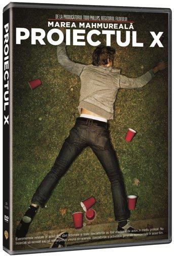 PROIECTUL X-PROJECT X