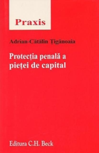 PROTECTIA PENALA A PIETEI DE CAPITAL
