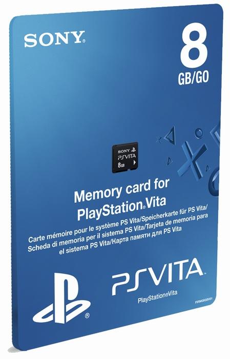 PS Vita Memory Card 4GB