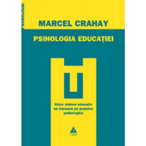 PSIHOLOGIA EDUCATIEI .