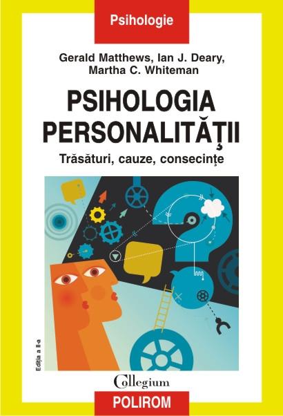 PSIHOLOGIA PERSONALITATII