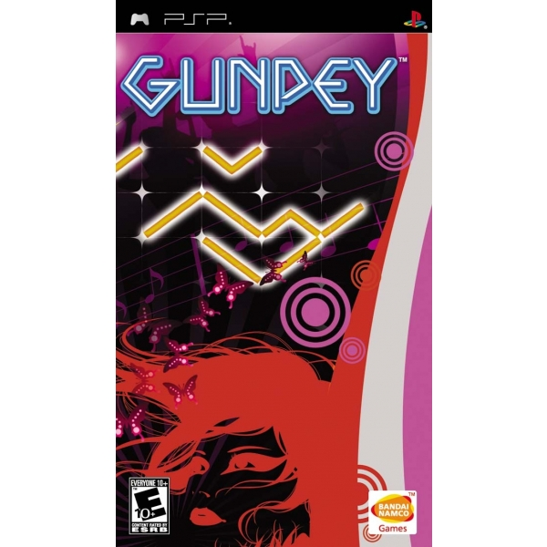 PSP GUNPEY PSP