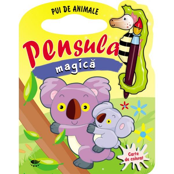 PUI DE ANIMALE. PENSULA MAGICA