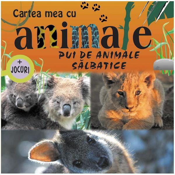 PUI DE ANIMALE SALBATICE