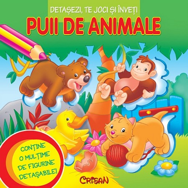 PUII DE ANIMALE