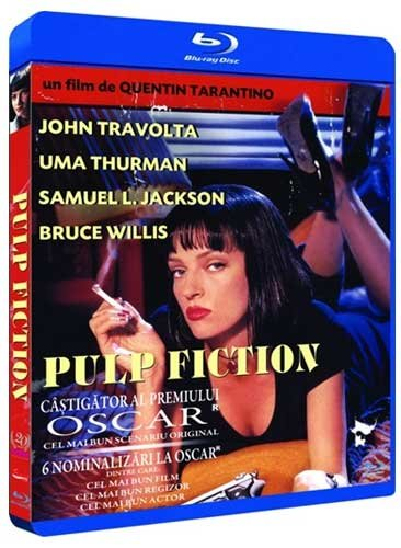 PULP FICTION-PULP FICTION