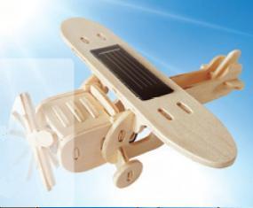 Puzzle 3D Avion 210
