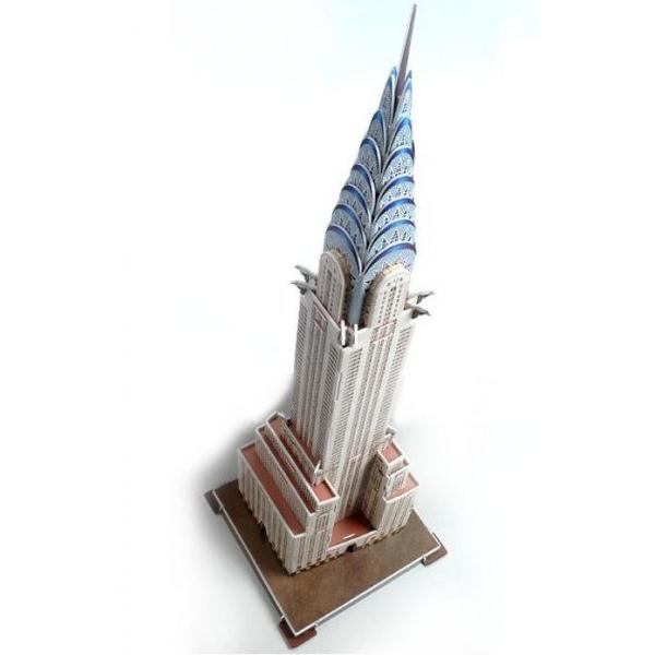 Puzzle 3D Chrysler Building, 70 piese