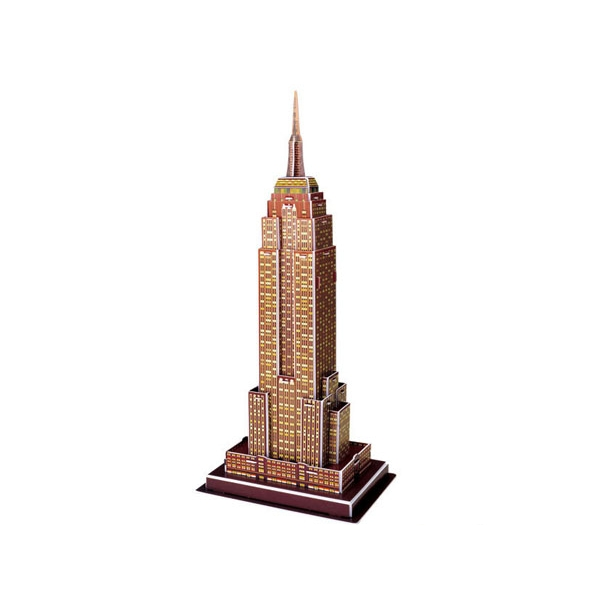 Puzzle 3D Empire State Building, 55 piese
