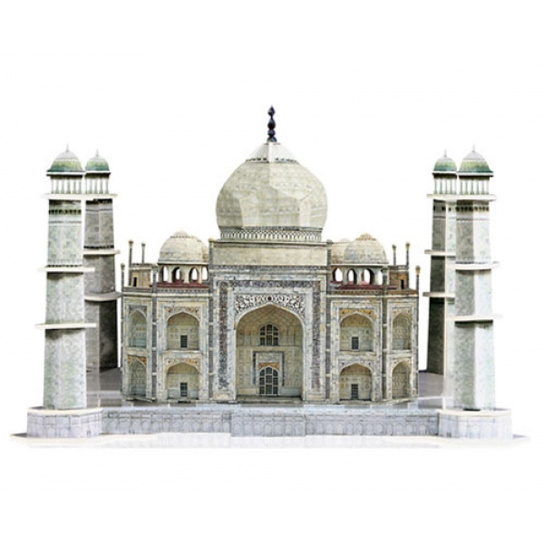 Puzzle 3D Taj Mahal, 87 piese