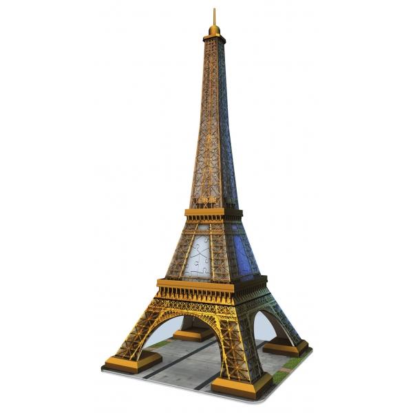 Puzzle 3D Turnul Eiffel, 35 piese