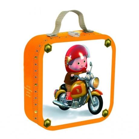 Puzzle 4in1,Motocicleta