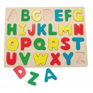 Puzzle Alfabetul 40 x 30 cm