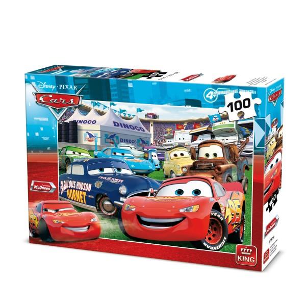 Puzzle Cars, 100 pcs. (2 mod.asort.)