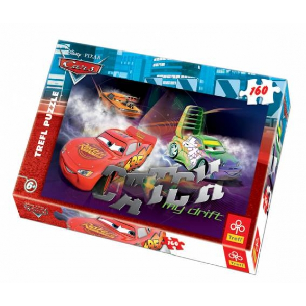 Puzzle Cars, 160 pcs.