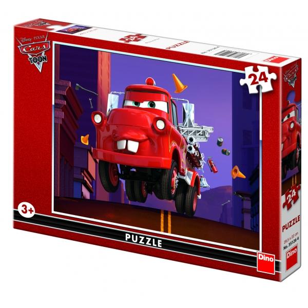 Puzzle Cars 2, 24 pcs.