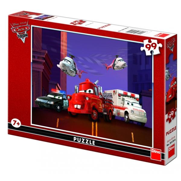 Puzzle Cars 2, 99 pcs.