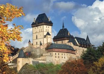 Puzzle Castelul Karlstejn, 1000 piese